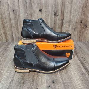 🆕️ Deer Stags Men's Argos Chelsea Boots